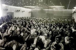 会合の様子の写真2